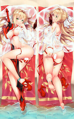 Original Dragon/'s Crown Amazon 150cm x 60cm Dakimakura Pillowcase