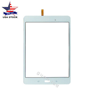 For Samsung Galaxy Tab A 8.0 SM-T350 SM-T357 Touch Screen Digitizer White_CA