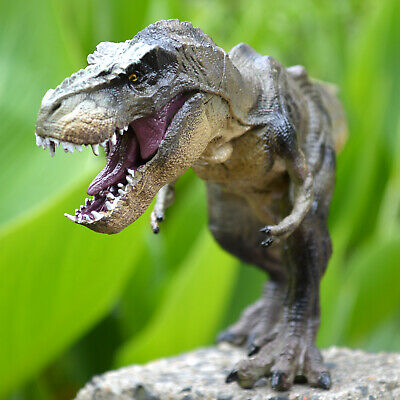 "12"" Large Tyrannosaurus Rex Dinosaur Toy Model Top Birthday Gift For Kids T-Rex"