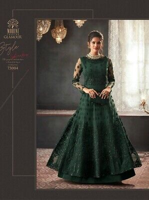 Party Wear Bridal Stylish Indian Salwar Anarkali Pakistani Kameez Bollywood Gown