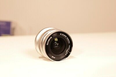 Olympus M. Zuiko Digital ED 12mm f/2.0 Lens for Micro Four Thirds - USED