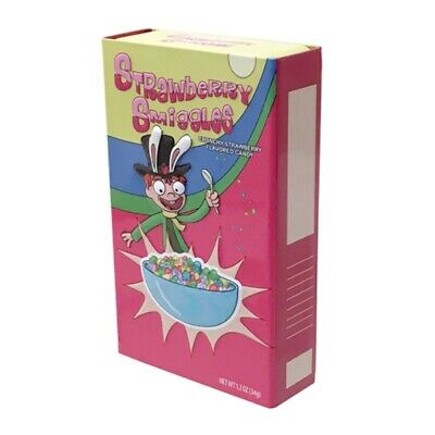 Rick and Morty TV Series Strawberry Smiggles Candy Embossed Metal Tin NEW SEALED