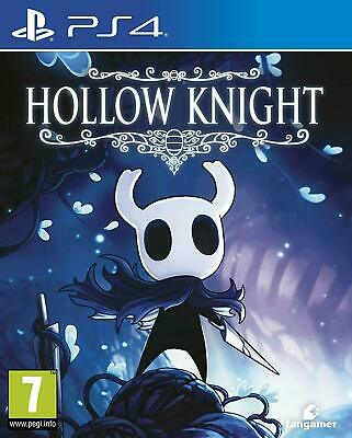 Hollow Knight PS4 NEW SEALED DISPATCHING TODAY ALL ORDERS BY 2 P.M.