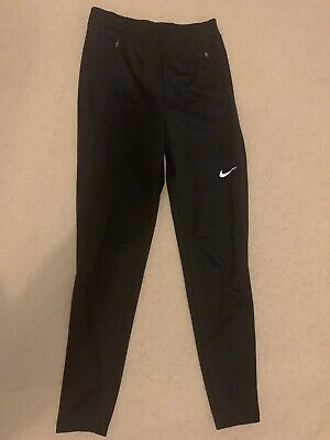 Mens Nike Dri Fit Tracksuit Bottoms Size Small