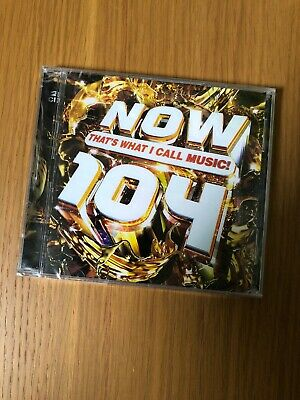 now thats what i call music 104 New And Sealed (2019)