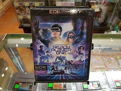 4K - Ready Player One (2018) - SEALED