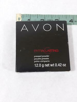 Avon Extra Lasting Pressed Powder ~ Neutral  # I104 ~ Discontinued ~ Ships FREE