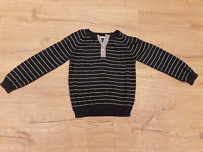 Boys Marks And Spencer Jumper Age 7-8