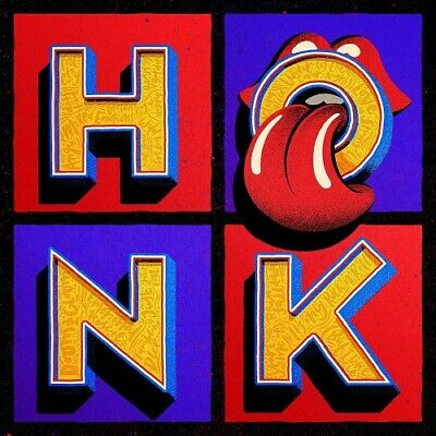 The Rolling Stones Honk CD SEALED New The Best of The Rolling Stones 2019