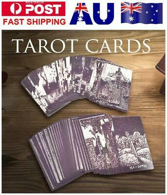 79Pcs Light Visions Tarot Cards Deck Shining By James R. Eads Party Board Game