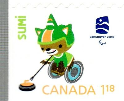 2009 Olympic Mascots Defins.single From Bkt#398,Uc#2312,$1.18,Oversize Rate, Mnh