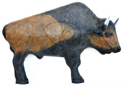 Leitold 3D Tier Bisonbulle stehend