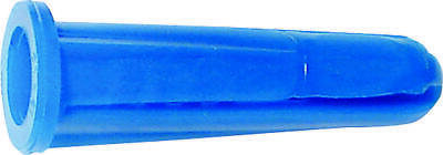 MIDWEST FASTENER 04286 Conical Anchor, Plastic