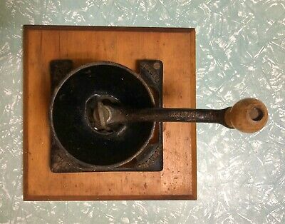 Antique Coffee Grinder - The Popular Coffee Mill c.1900