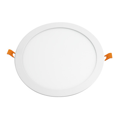 Downlight LED 12W 6000K empotrable redondo blanco chip Led Osram
