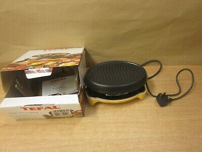 Tefal mini gourmet grill non stick cooking plate