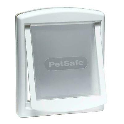 PetSafe Staywell Original 2 Way Pet Door Cat or Dog Flap, Small - 715EF - White