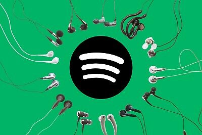 Spotify Premium | SIMPLE UPGRADE OR PERSONAL ACCOUNT with LIFETIME WARRANTY