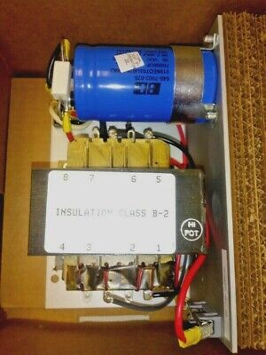 Power Supply Acme Electric 200B12HA  Insulation Class B-2