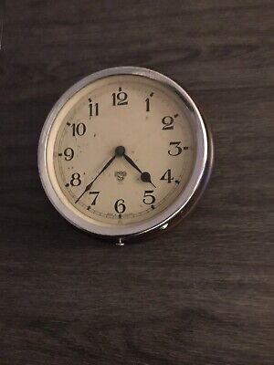 WW2 Smiths MA RAF Air Ministry Bakelite Wall Clock