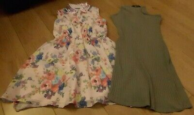 Bundle Of 10 Items Of Girls Clothes Age 12-13 Years New Look H&M Emoji Etc