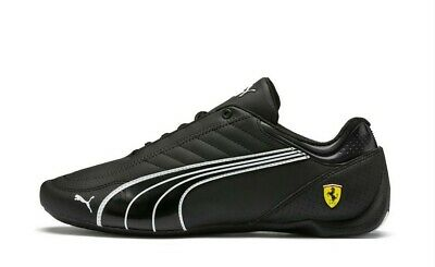 Nib Mens Puma Ferrari Sf Future Kart Cat Black Motorsport F1 Racing Driving Shoe