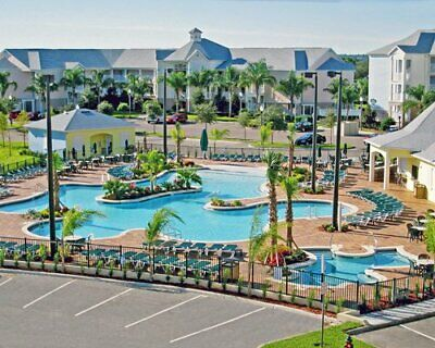 Summer Bay 3 Bedroom Lockoff 126,000 Rci Points Odd Yr Timeshare For Sale