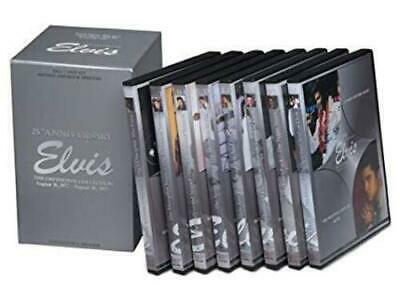 Elvis Presley - Definitive Collection (DVD 8-Disc Box Set) 25th Anniversary NEW