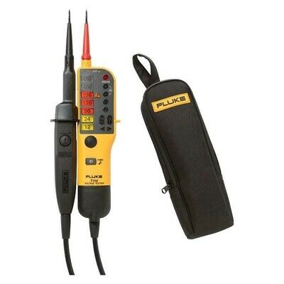 Fluke T110 Two-Pole Voltage Tester & FREE C150 Case