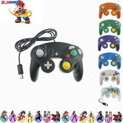 Game Controller Game Pad for Nintendo GameCube GC & Wii NEW UK