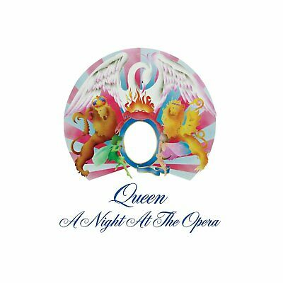 Queen - A Night At The Opera (Cd Album)   New And Sealed