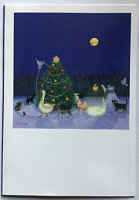 Woodland Tree Christmas Cards Sold in Aid of the RAF Association