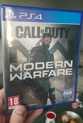 Call of Duty Modern Warfare (PS4) 2019