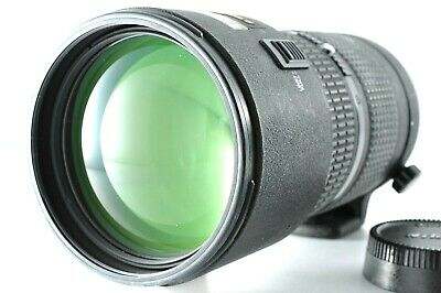 [Near Mint] Nikon ED AF Nikkor 80-200mm f2.8 D Zoom Great condition from Japan
