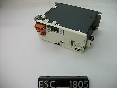 Schneider Electric LXM32MD72N4 9 HP  Lexium 32 Motion Servo Drive (ESC1805)