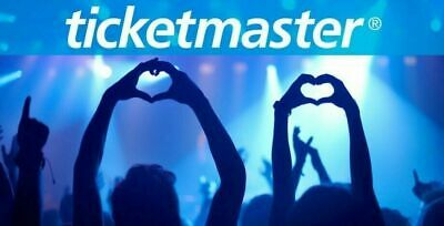 $25 Ticketmaster Ticket Cash