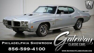 1970 Pontiac GTO Judge 1970 Pontiac GTO Judge 57,995 Miles Silver Coupe 400 CID V8 4 Speed Manual