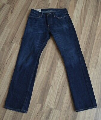 Abercrombie & Fitch 1892 Jeans Youth Boys Sz 16 R Zipper Fly