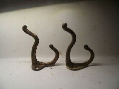 Antique Primitive  Coat PLANT Hook Hardware SALVAGE