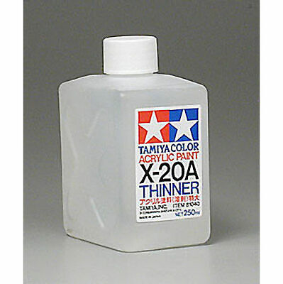 Tamiya America Inc Super Large Bottle Acrylic Paint X-20A Thinner