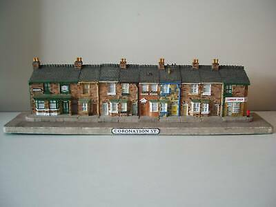 Coronation Street Houses Classic Collectables, Corrie, Rovers Return Corner Shop