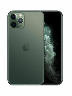 Apple iPhone 11 Pro 64GB GREEN (CDMA GSM Unlocked for all carriers worldwide)
