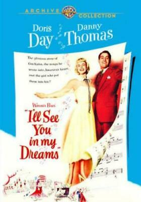 I'LL SEE YOU IN MY DREAMS (Region 1 DVD,US Import,sealed.)