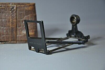 French Made Camera Sports Viewfinder + Case