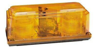 Preco/ECCO Amber Warning Flashing Emergency Light