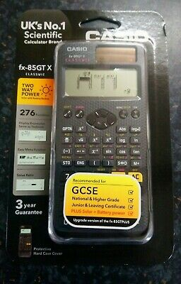 Casio fx-85GTX Scientific Calculator ** BRAND NEW/SEALED **