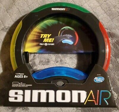 Hasbro Simon Air Game – Touchless Technology – Master the Moves to Win