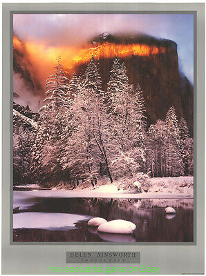 HELEN AINSWORTH PHOTOGRAPH 24x32 Inch GALLERY PRINT MIRAGE EDITION 1988
