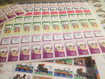 US Discount Postage 500x 15c stamps in 10x sheets MNH $75.00 Face