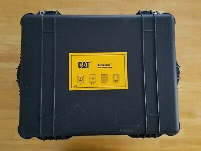 CAT AccuGrade Grade Control System GPS Case (CASE ONLY)